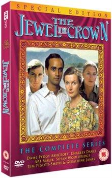 The Jewel in the Crown: The Complete Series (brak polskiej wersji językowej)-Morahan Christopher, O'Brien Jim
