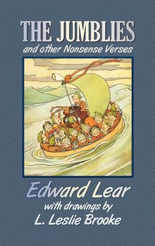 The Jumblies and Other Nonsense Verses (in Colour)-Lear Edward