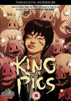 The King of Pigs (brak polskiej wersji językowej)-Yeon Sang-ho