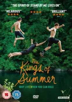 The Kings of Summer (brak polskiej wersji językowej)-Vogt-Roberts Jordan