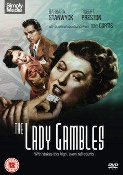 The Lady Gambles (brak polskiej wersji językowej)-Gordon Michael