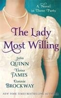 The Lady Most Willing-Quinn Julia, James Eloisa, Brockway Connie