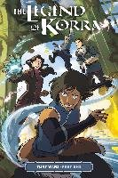 The Legend of Korra: Turf Wars Part One - Dimartino Michael Dante