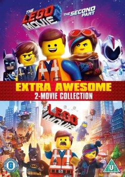 The LEGO Movie: 2-film Collection (brak polskiej wersji językowej)-Lord Phil, Miller Christopher, Mitchell Mike