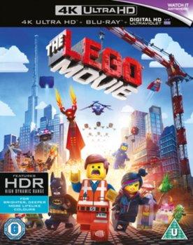 The LEGO Movie (brak polskiej wersji językowej)-Miller Christopher, Lord Phil