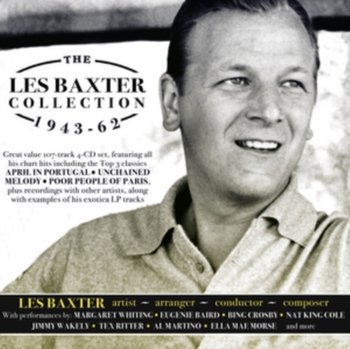 The Les Baxter Collection 1943-62-Les Baxter And His Orchestra