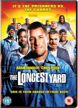The Longest Yard (brak polskiej wersji językowej)-Segal Peter