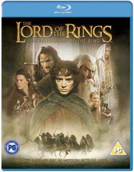 The Lord of the Rings: The Fellowship of the Ring (brak polskiej wersji językowej)-Jackson Peter