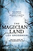 The Magician's Land: Book 3-Grossman Lev