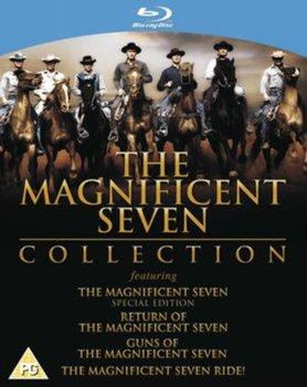 The Magnificent Seven Collection (brak polskiej wersji językowej)-Sturges John, Kennedy Burt, Wendkos Paul, Mccowan George