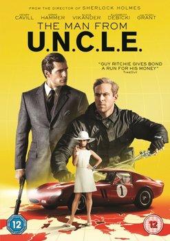 The Man from U.N.C.L.E. (brak polskiej wersji językowej)-Ritchie Guy