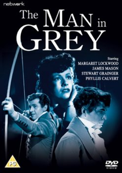 The Man in Grey (brak polskiej wersji językowej)-Arliss Leslie