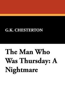 The Man Who Was Thursday-Chesterton G. K.