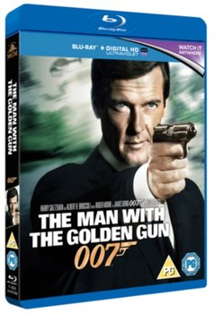 The Man With the Golden Gun (brak polskiej wersji językowej)-Hamilton Guy