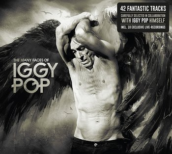 The Many Faces Of Iggy Pop-Iggy Pop