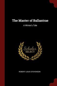 The Master of Ballantrae-Stevenson Robert Louis