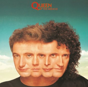 The Miracle (Limited Edition)-Queen