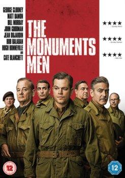 The Monuments Men (brak polskiej wersji językowej)-Clooney George