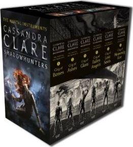 The Mortal Instruments 1-6 Slipcase-Clare Cassandra
