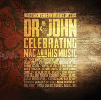 The Musical Mojo Of Dr John. A Celebration Of Mac & His Music-Various Artists