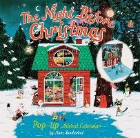 The Night Before Christmas Pop-Up Advent Calendar-Boutavant Marc