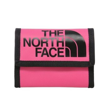 The North Face, Portfel, Base Camp Wallet, różowy, 13x10 cm-The North Face