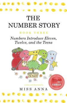 The Number Story 3 / The Number Story 4-Anna Miss