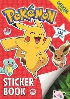 The Official Pokemon Sticker Book-Pokemon