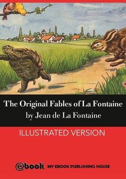 The Original Fables of La Fontaine-Fontaine Jean de la