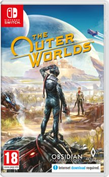 The Outer Worlds-Obsidian Entertainment