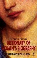 The Palgrave Macmillan Dictionary of Women's Biography-Opracowanie zbiorowe