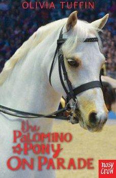 The Palomino Pony on Parade-Tuffin Olivia