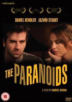 The Paranoids (brak polskiej wersji językowej)-Medina Gabriel