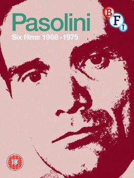 The Pasolini Collection (brak polskiej wersji językowej)-Pasolini Pier Paolo