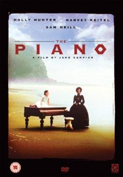 The Piano (brak polskiej wersji językowej)-Campion Jane