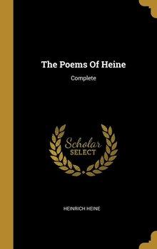 The Poems Of Heine-Heine Heinrich