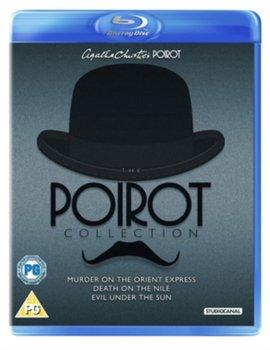 The Poirot Collection (brak polskiej wersji językowej)-Lumet Sidney, Guillermin John, Hamilton Guy