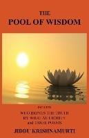 The Pool of Wisdom-Krishnamurti Jiddu