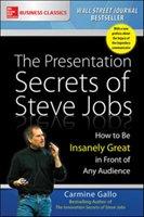 The Presentation Secrets of Steve Jobs-Gallo Carmine