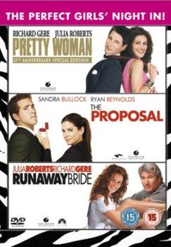 The Proposal/Runaway Bride/Pretty Woman (brak polskiej wersji językowej)-Fletcher Anne, Marshall Garry