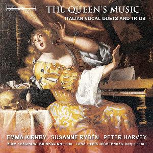 The Queen's Music-Kirkby Emma, Ryden Susanne, Harvey Peter
