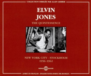 The Quintessence - Jones Elvin