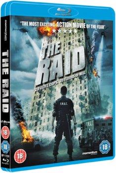The Raid (brak polskiej wersji językowej)-Evans Gareth