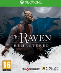 The Raven - Remastered-KING Art Games