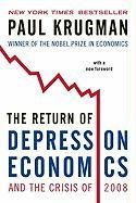 The Return of Depression Economics And The Crisis Of 2008-Krugman Paul