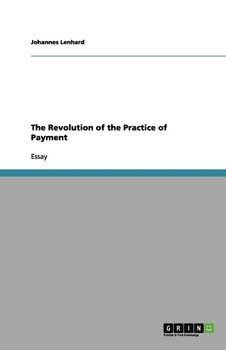 The Revolution of the Practice of Payment-Lenhard Johannes