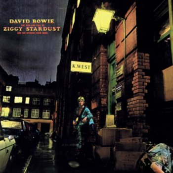 The Rise And Fall Of Ziggy Stardust And The Spiders From Mars-Bowie David