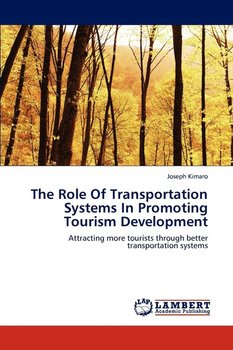 the role of the transport system tourism essay Transport system efficiency retail and tourism industries evaluating transportation economic development impacts.