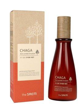 The Saem, Chaga Anti-Wrinkle, emulsja przeciwzmarszczkowa do twarzy, 140 ml-The Saem