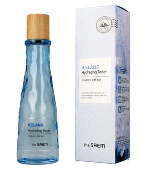The Saem, Iceland Hydrating, tonik do twarzy nawilżający, 160 ml-The Saem